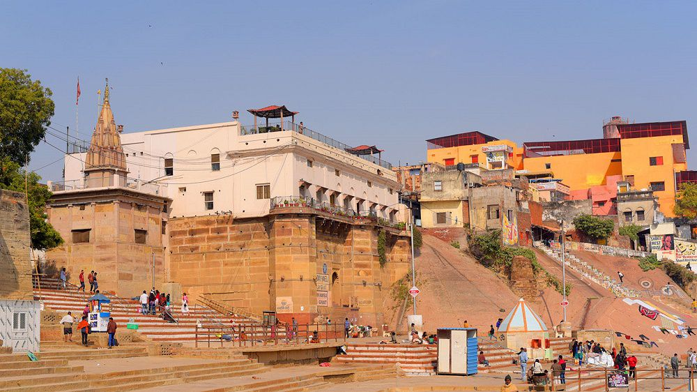 You are currently viewing Shivala Ghat Varanasi