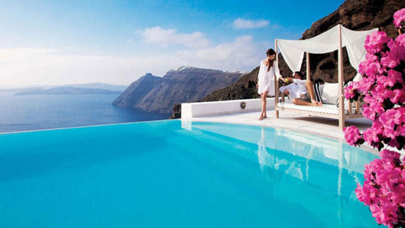 top honeymoon places in Forgein