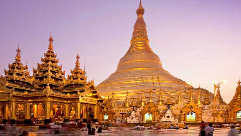 the largest Buddhist temple in the world