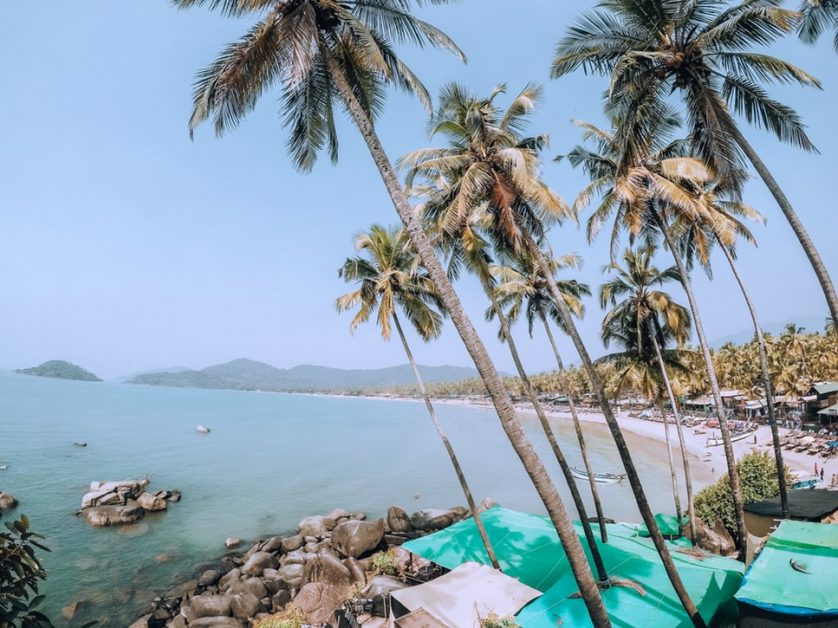 BEST OF INDIAN BEACHES TOUR 10 night 11 days